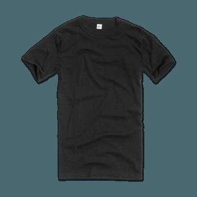 Schrauber Vintage T-Shirt in schwarz