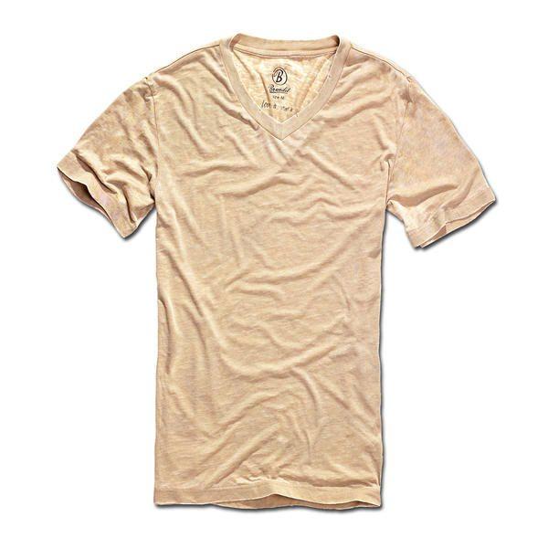 Vintage T-shirt dirty beige