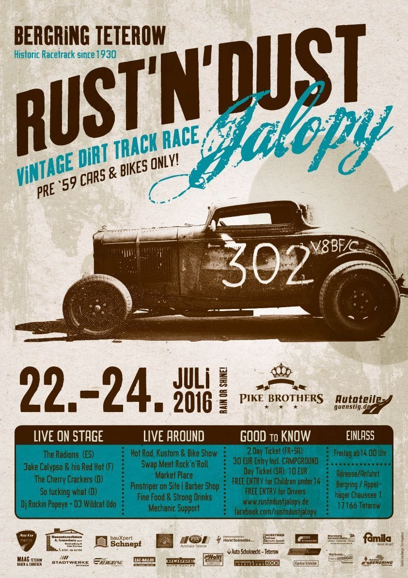 Rust n Dust Jalopy
