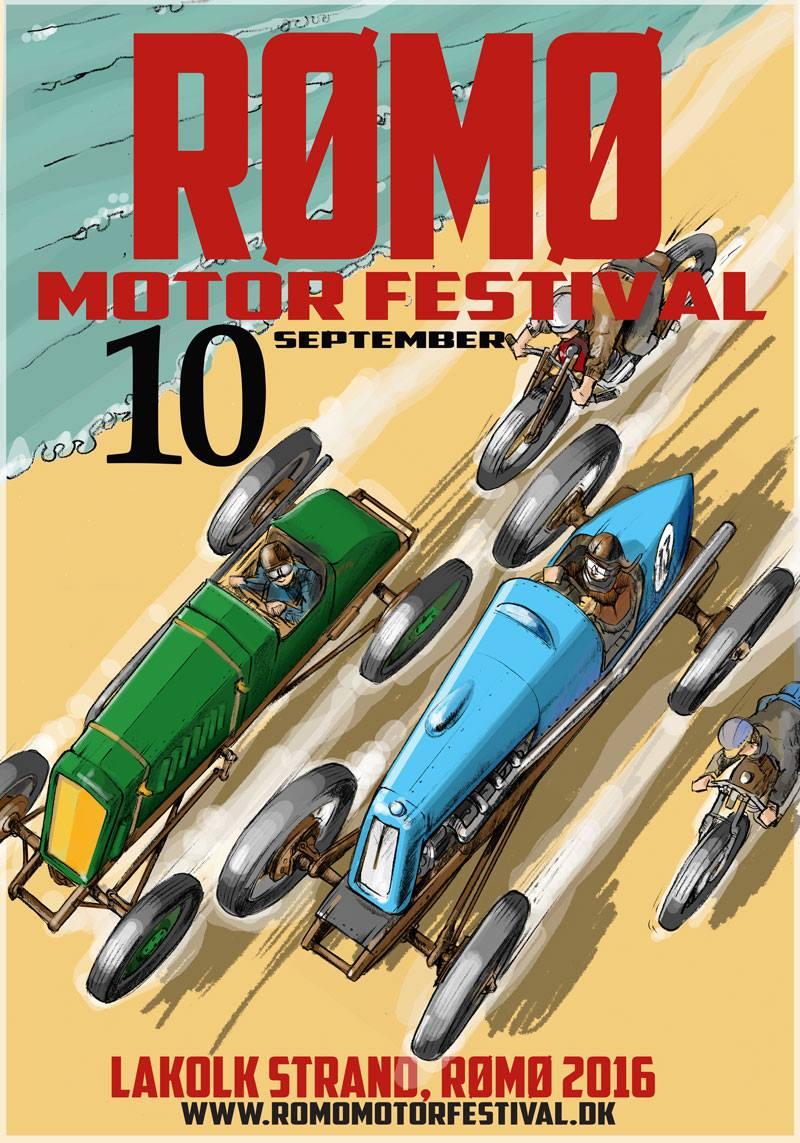 History Danish Motor Racing